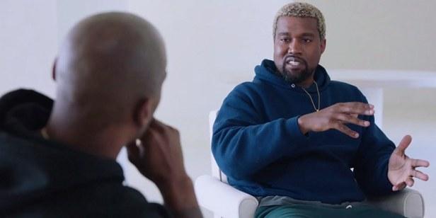 Kanye and Charlamagne