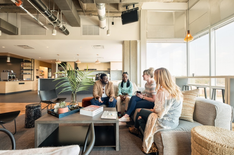 WeWork Opens New Dallas-Fort Worth Location At Victory ...